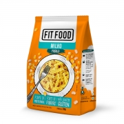Macarrão Fusilli de Milho 200g - Fit Food