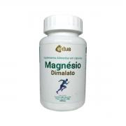 Magnésio Dimalato 600mg com 60 Cápsulas  - Ektus