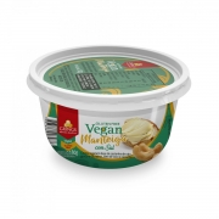 Manteiga Vegan com Sal 180g - Grings
