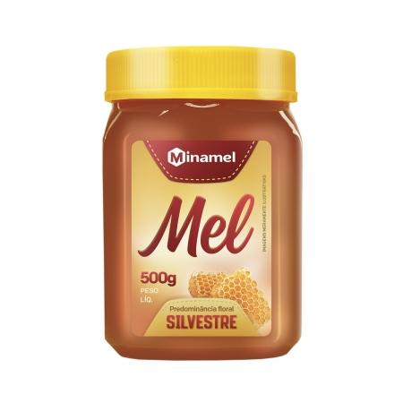 Mel Silvestre 500g - Minamel