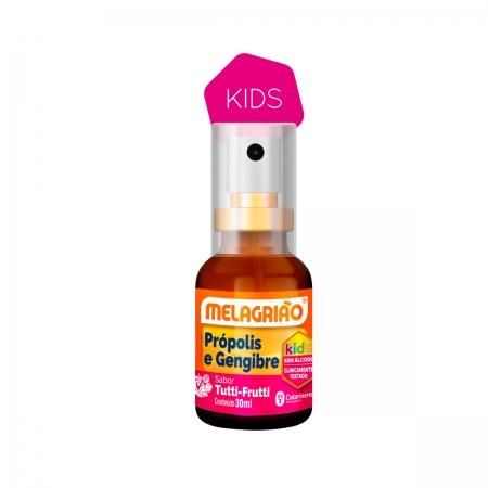 Melagrião Spray Kids Sabor Tutti Frutti 30ml - Catarinense