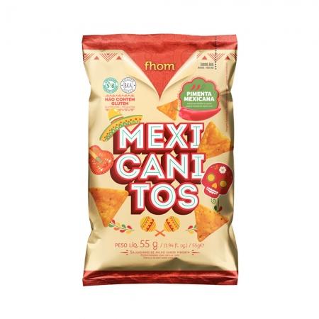 Mexicanitos Sabor Pimenta Mexicana 55g- Fhom