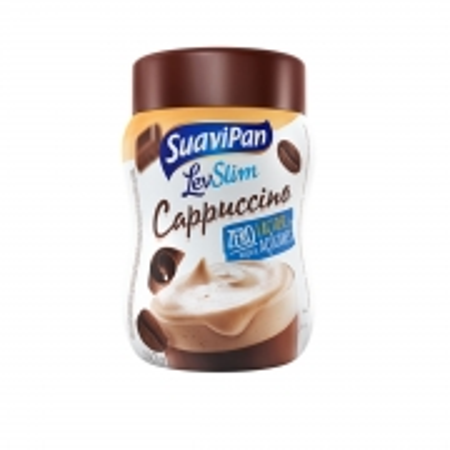 Mistura para Preparo de Cappuccino LevSlim 150g  - Suavipan