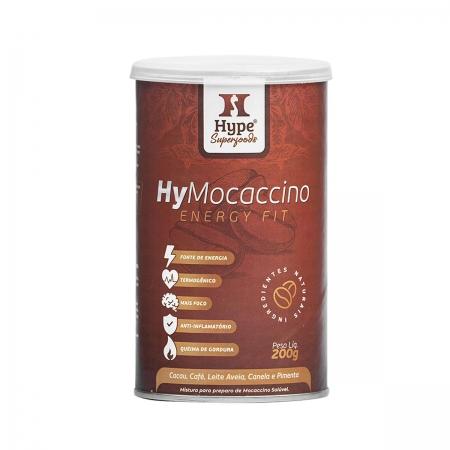 Mistura para preparo de Hymocaccino Solúvel 200g - Hype