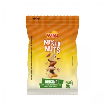 Mixed Nuts 50g - Agtal