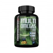 Multi Ômegas FIT 1000mg 60 cápsulas - Katigua