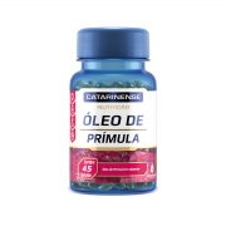 Óleo de Prímula 45 Cápsulas - Catarinense