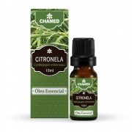 Óleo Essencial de Citronela 10ml - Chamel