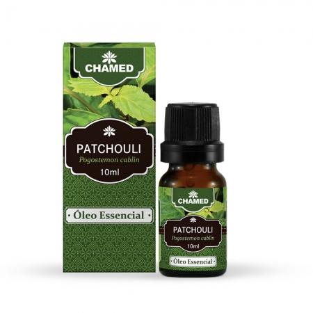 Óleo Essencial de Patchouli 10ml - Chamel