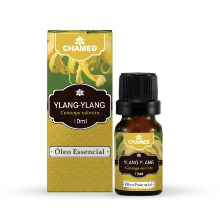Óleo Essencial de Ylang-Ylang 10ml - Chamel