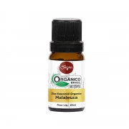 Óleo Essencial Orgânico Melaleuca 10ml - Organ