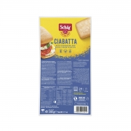 Pão Ciabatta 200g - Schar