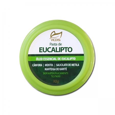 Pasta de Eucalipto 30g - Vedis