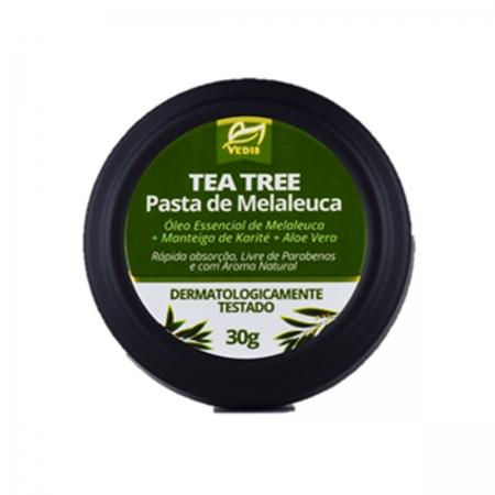 Pasta de Melaleuca Tea Tree 30g - Vedis