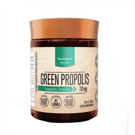 Própolis Verde 430mg 60 Cápsulas - Nutrify