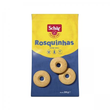 Rosquinhas Sabor Mel 200g - Schar