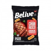 Snack Sem Glúten Sabor Churrasco 35g - Belive