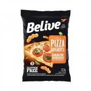 Snack Sem Glúten Sabor Pizza Margherita 35g - Belive