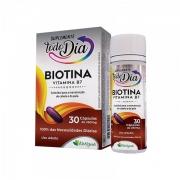 Suplemento Biotina 250mg 30 cápsulas - Katiguá