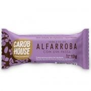 Tablete de Alfarroba com Uva Passa 13g - Carob house