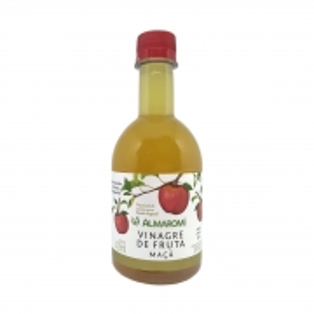 Vinagre de Fruta de Maçã 400ml - Almaromi