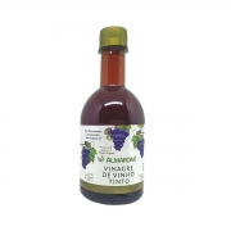 Vinagre de Vinho Tinto 400ml - Almaromi