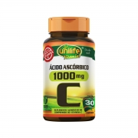 Vitamina C 1140mg 30 Comprimidos - Unilife