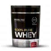 Whey 100% Puro Sabor Morango 825g - Probiotica