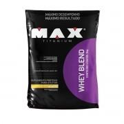 Whey Blend Sabor Baunilha 2kg - Max Titanium