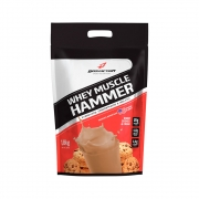 Whey Muscle Hammer Chocolate 900g - Bodyaction