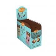 Yow de Crispie de Quinoa com Chocolate Display com 8 un. de 35g - Flormel