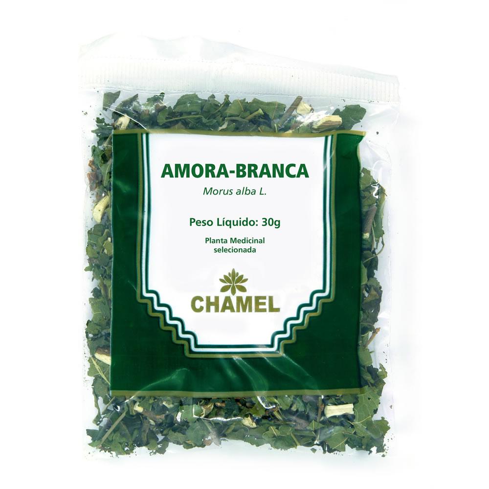 Amora Branca Folha 30g - Chamel