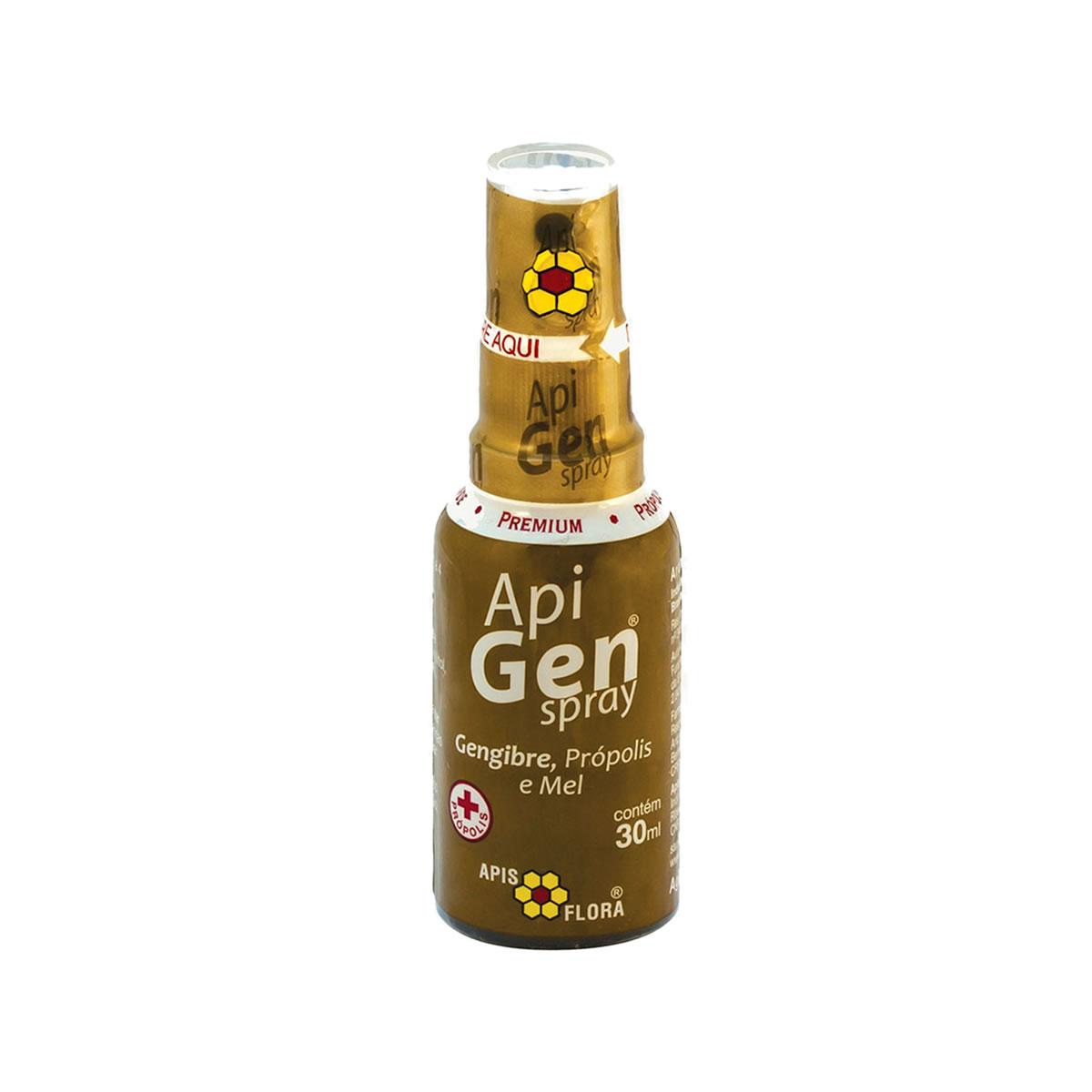 Apigen Spray sabor Gengibre 30ml - Apis Flora