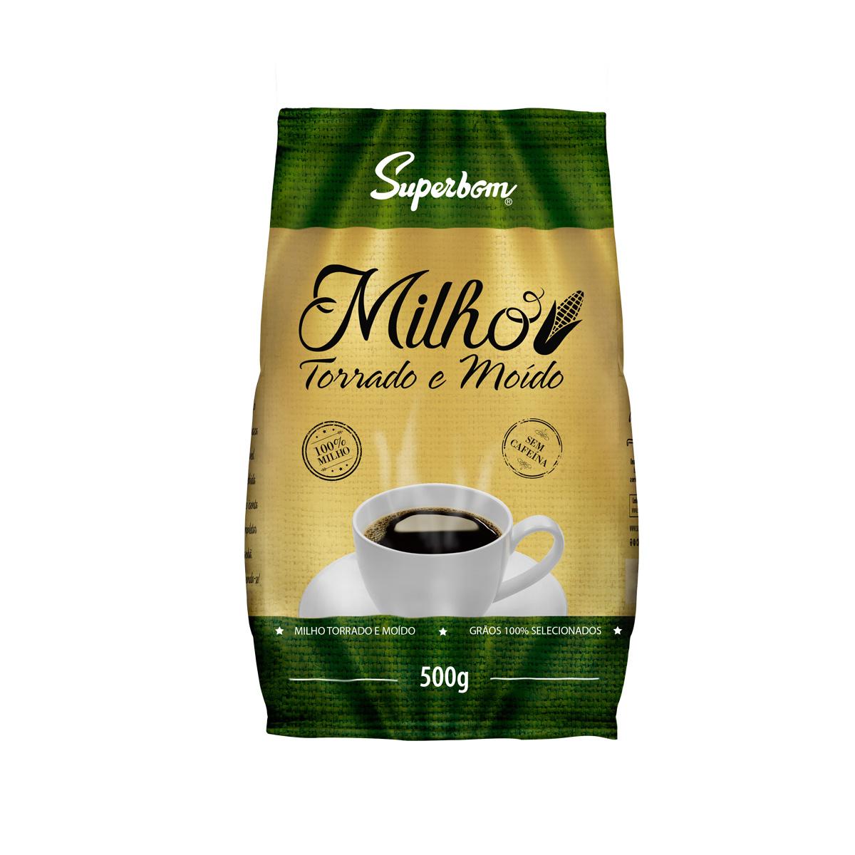Café de Milho 500g - Super Bom