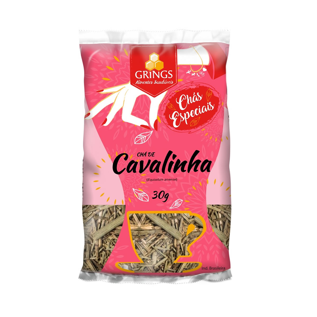 Chá Cavalinha 30g - Grings