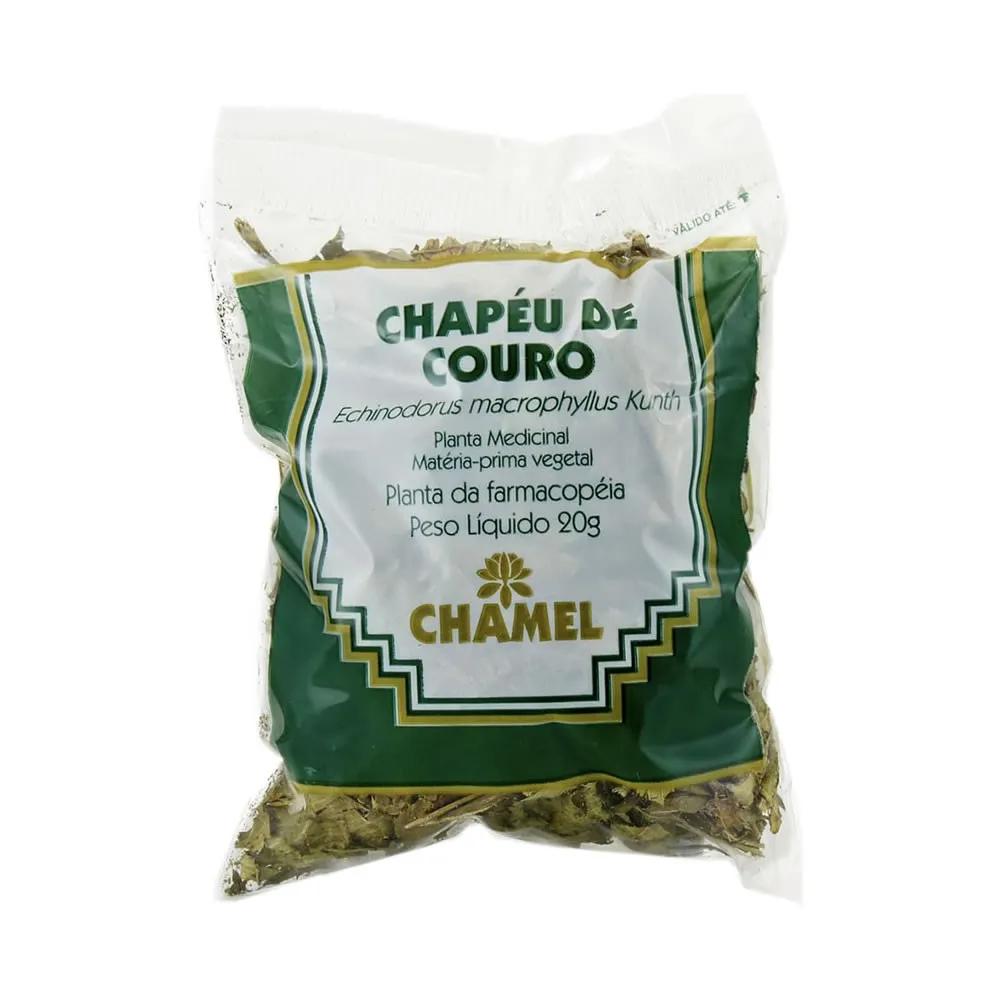 Chapéu de Couro 20g - Chamel