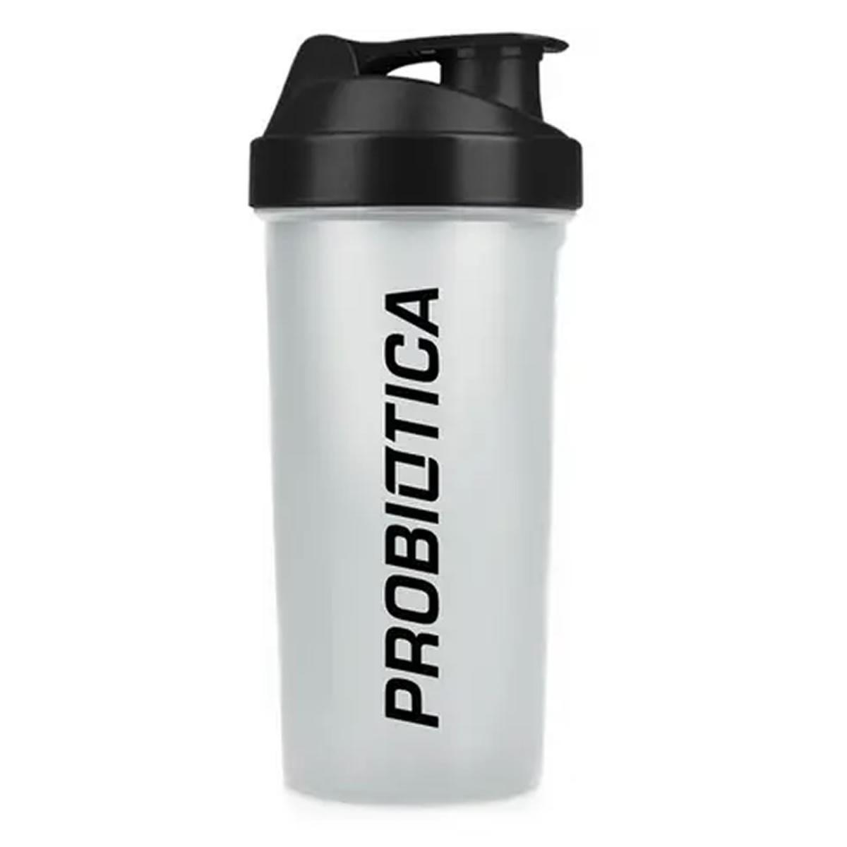 Coqueteleira Transparente 700ml - Probiotica