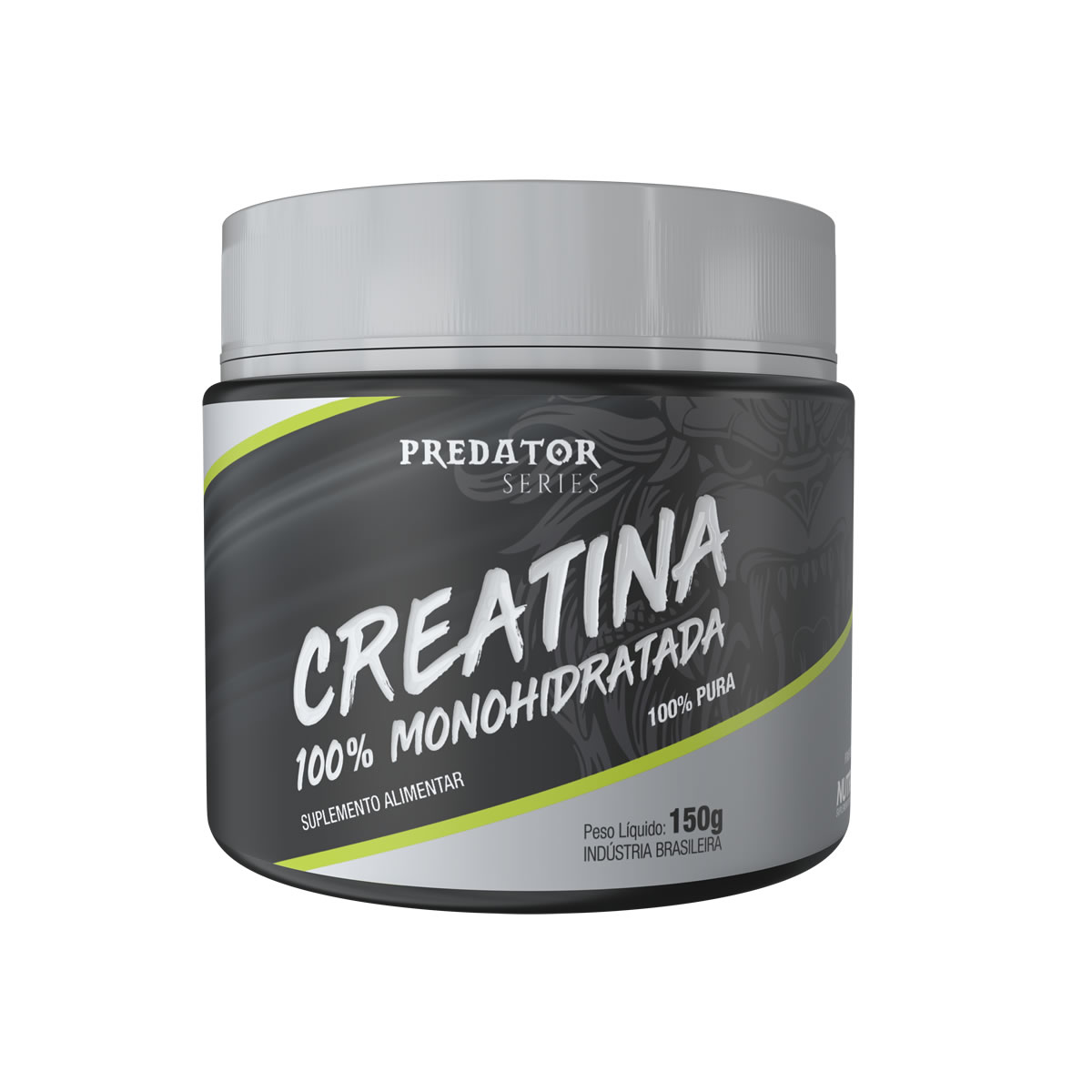 Creatina 100% Monohidratada 150g - Nutrata