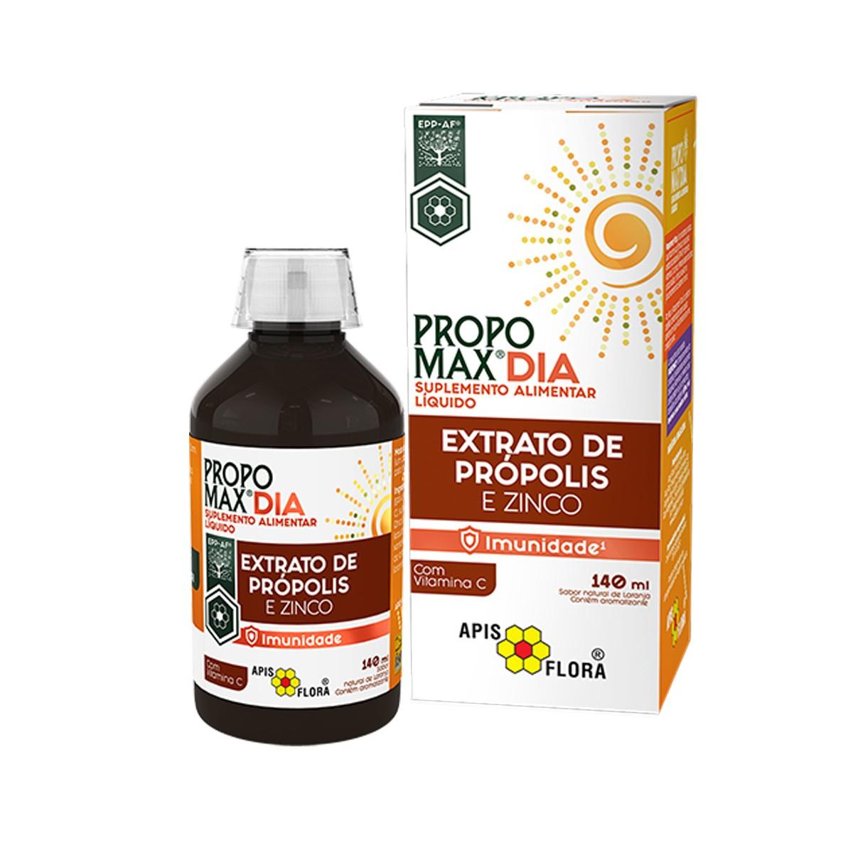 Extrato de Própolis Propomax Dia 140ml - Apis Flora