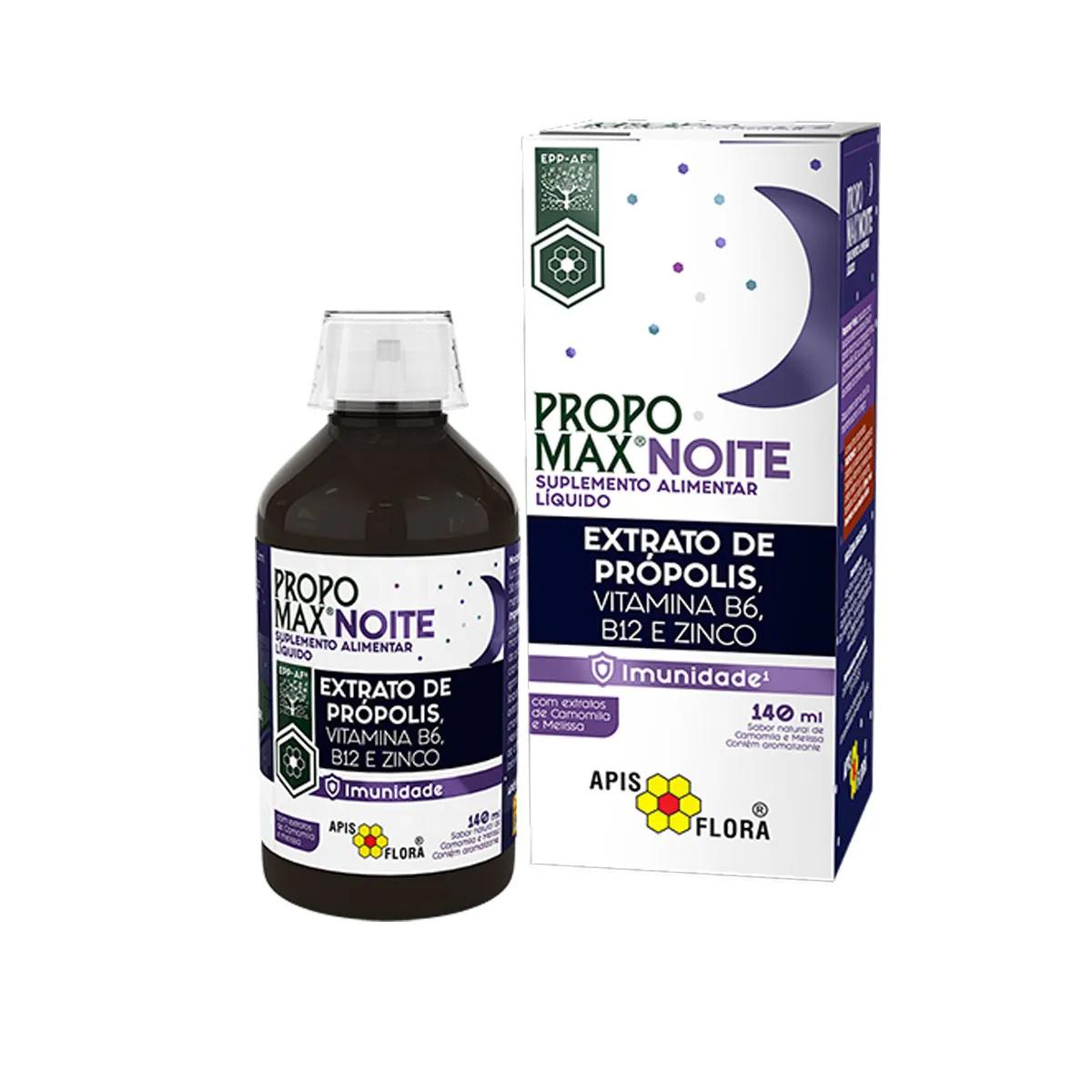 Extrato de Própolis Propomax Noite 140ml - Apis Flora