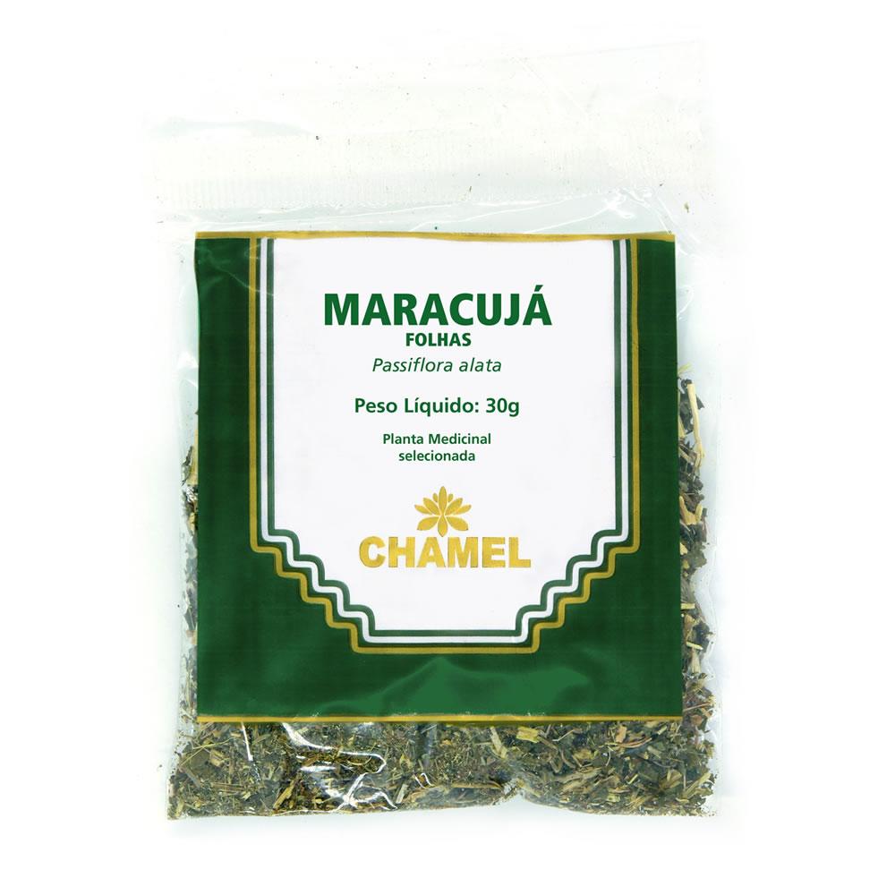 Folha de Maracujá 30g - Chamel