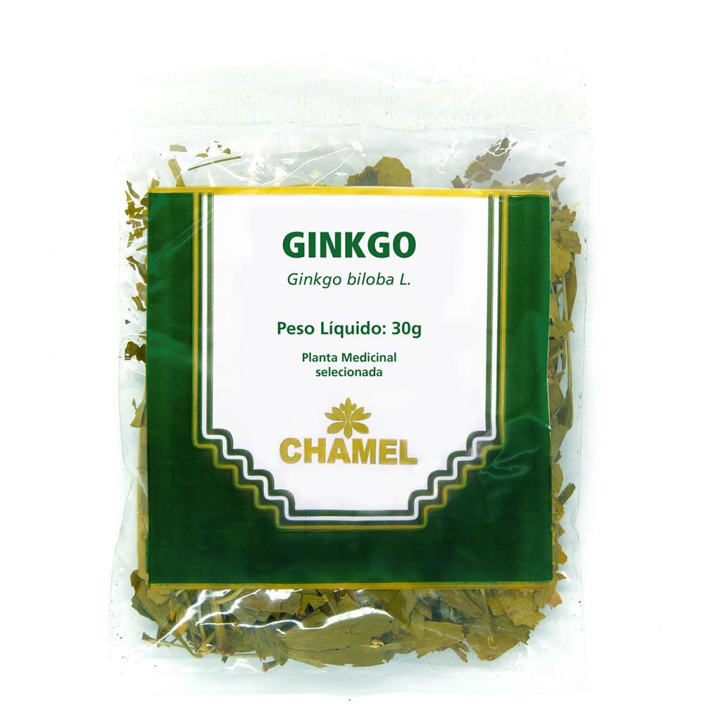 Ginkgo Biloba 30g - Chamel