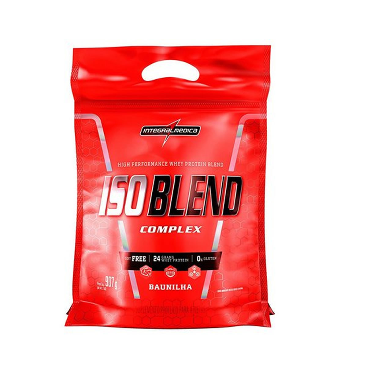 Iso Blend Complex sabor Baunilha 907g - Integralmedica