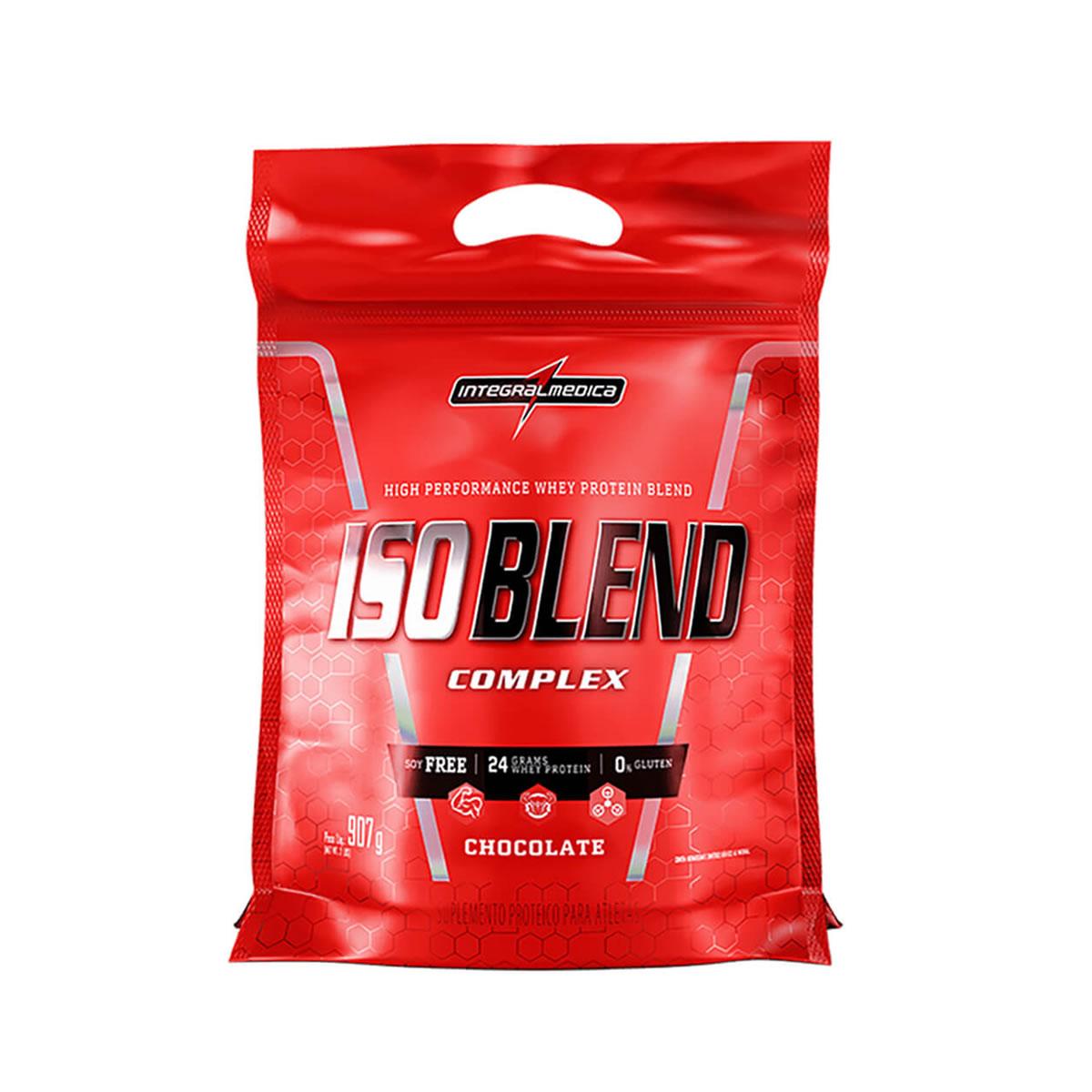 Iso Blend Complex sabor Chocolate 907g - Integralmedica