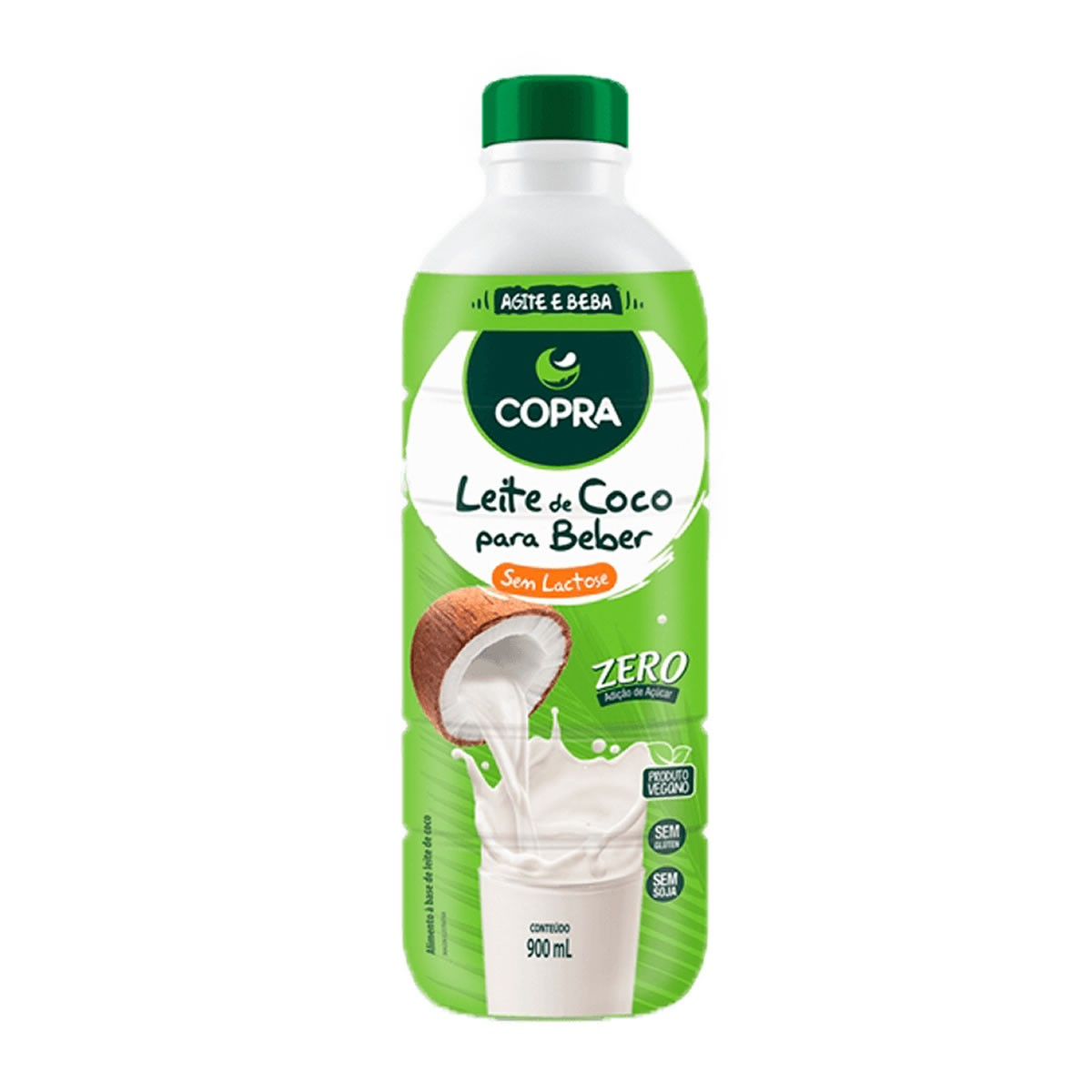 Leite de Coco para Beber 900ml - Copra