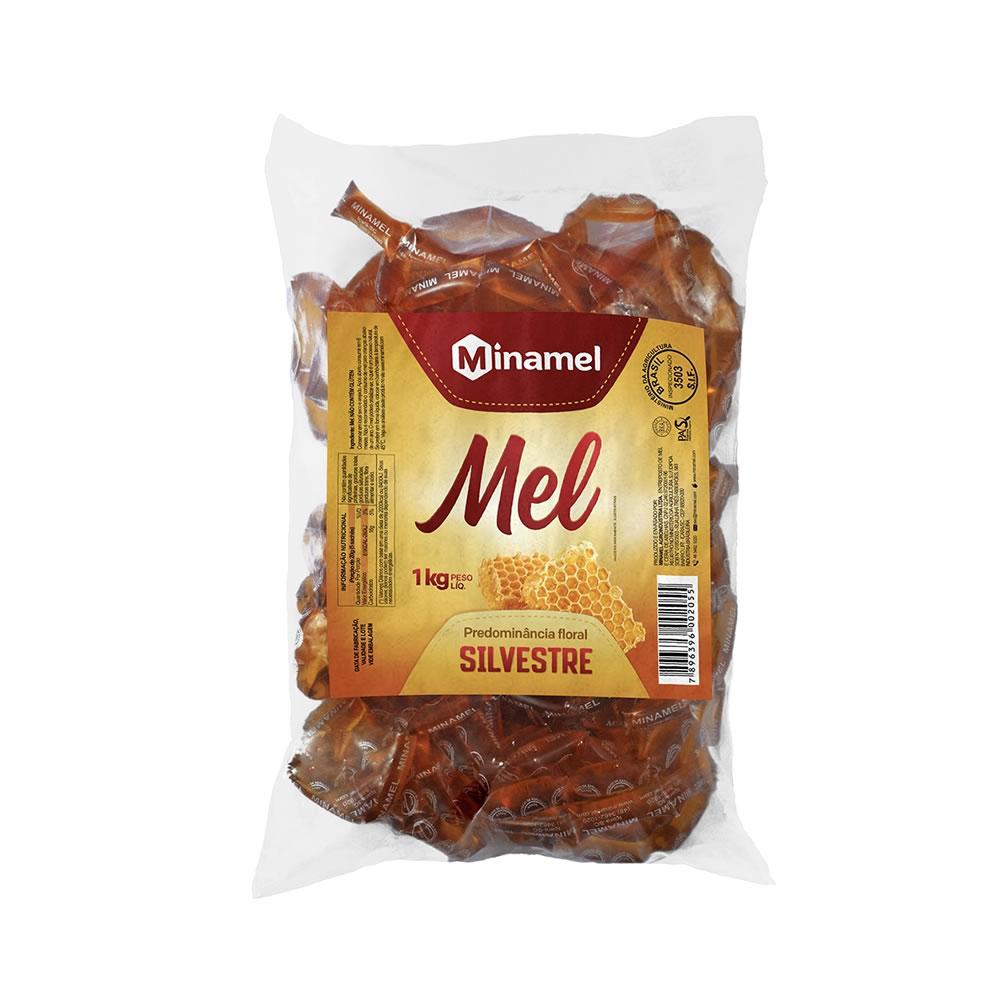Mel Silvestre Sachê de 1kg  - Minamel