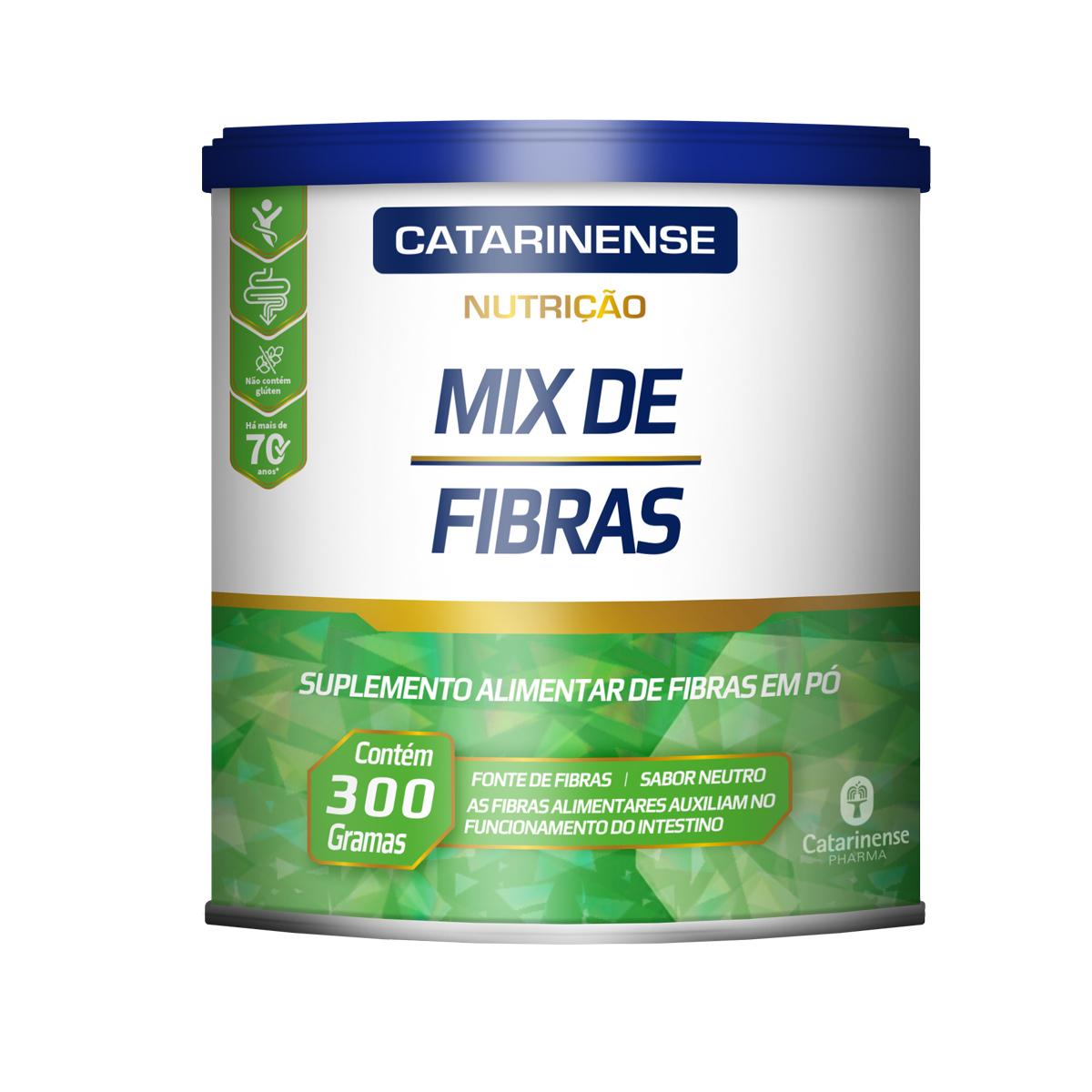 Mix de Fibras 300g - Catarinense