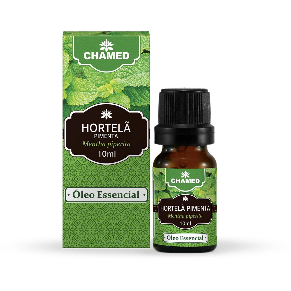 Óleo Essencial de Hortelã 10ml - Chamel