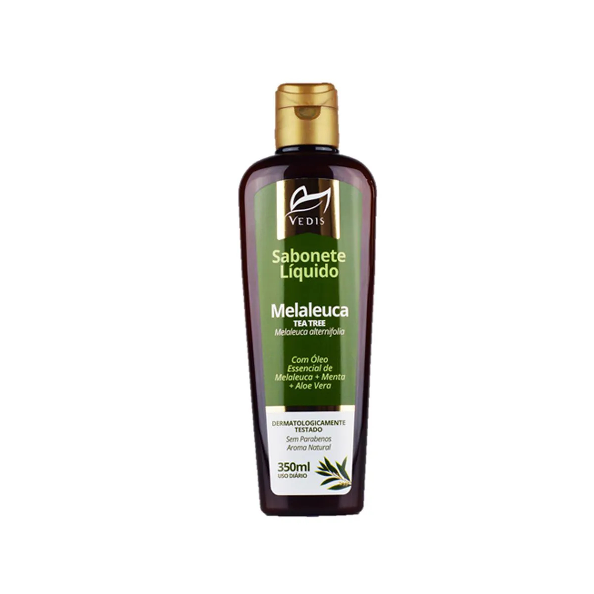Sabonete Liquido de Melaleuca 350ml  - Vedis