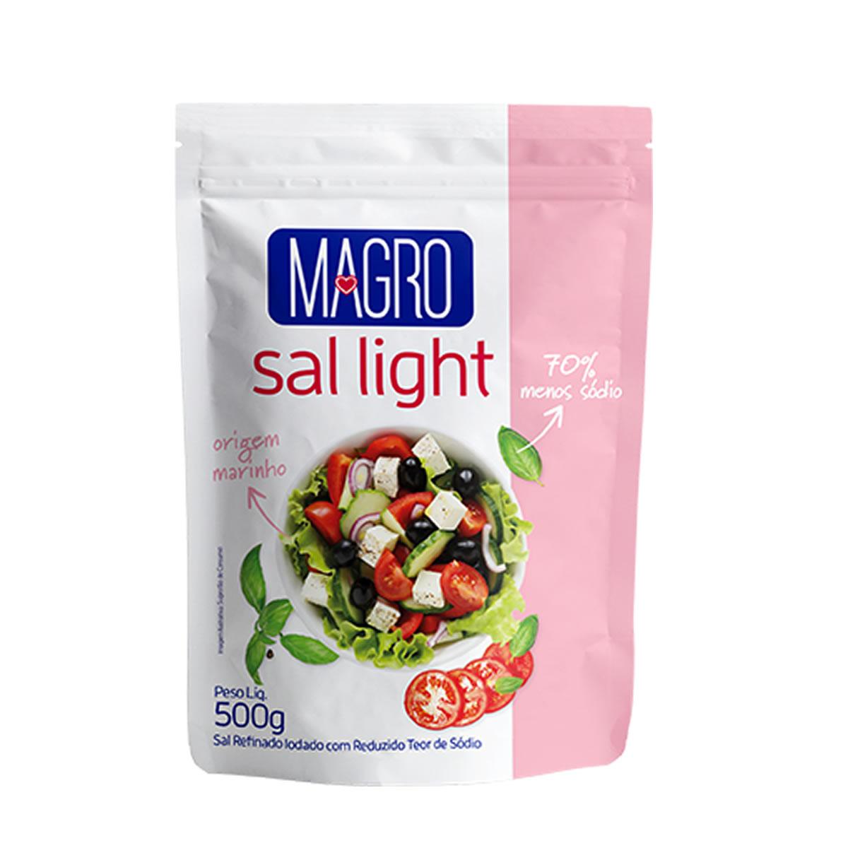 Sal light 500g - Magro
